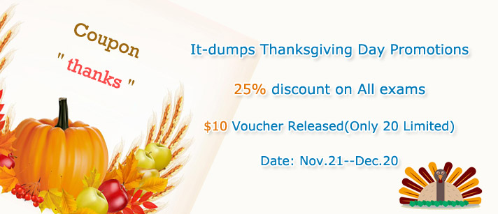 25% OFF + $10 Voucher At It-Dumps