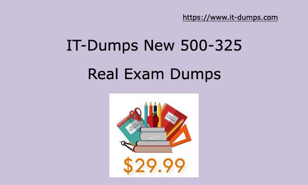 IT-Dumps 500-325 Exam Dumps